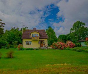 Оценка жилых домов и дач